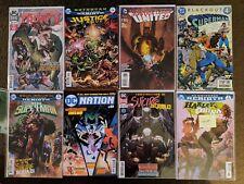 Dc Comics, Mixed Lot of 8