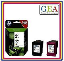 HP301 / HP301XL ORIGINALE,nero e colore, cartuccia singola o multipack