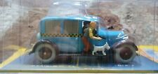 VOITURE TINTIN 1/24 Le Taxi de Chicago(HACHETTE N°7) Tintin en Amérique