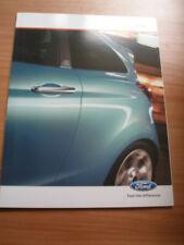 Ford Ka range brochure Jan 2011 Irish market