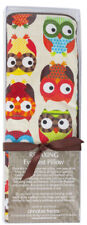 NEW Owls Design Relaxing Eye Rest Pillow With Lavender