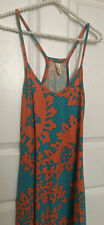 Threads 4 Thought Sustainable Apparel Spaghetti Strap V-Neck Dress -  Sz Small