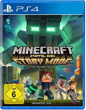 Minecraft Story Mode - Season 2 | PS4 Playstation 4 Spiel | Neu&OVP | dt.Händler