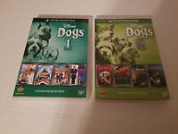 Disney Dogs Volume 1 & 2 - DVD 8-Movie Classic Collection