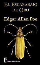 El escarabajo de Oro by Edgar Allan Poe (2012, Paperback)
