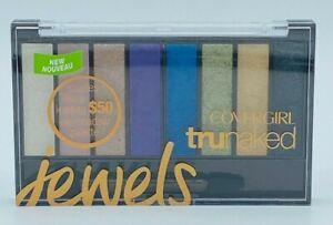 COVERGIRL TruNaked Jewels 8 Eye Shadow Palette