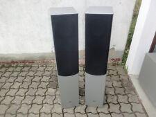 2x 105 Elac high-end altavoces estéreo/boxeo, plata/gris, 2 años de garantía