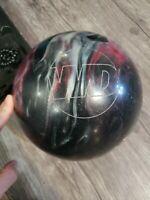 VINTAGE COLUMBIA 300 WD Bowling Ball glitter 12 lbs Made USA