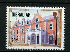 Gibraltar 1993 SG#700a 20p Architectural Heritage MNH #A58906
