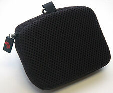 NEW Genuine TomTom GO 510 710 910 Soft Carrying Case tom unit nylon-mesh BLACK