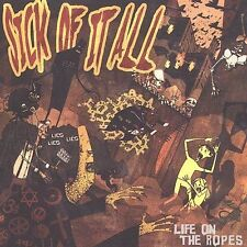 Life on the Ropes by Sick of It All (Alt Rock) (CD, Sep-2003, Fat Wreck Chords)