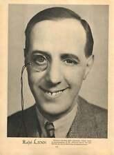 1937 Ralph Lynn Robert Montgomery And Bette Davis