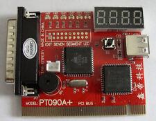 PC & LAPTOP 4Bit Diagnostic Card - US SELLER - LPT USB & PCI Analyzer POST Tool