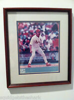 Mark McGwire Signed Autographed Photo Picture w COA framed St. Louis Cardinals