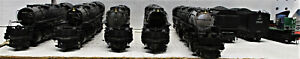 ATHEARN & MTH STEAM ENGINE LOCOMOTIVES (PART ONLY) HO SCALE 6 LOT