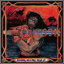 CRILLSON - Coming Of A New Age (NEW*US METAL CLASSIC RERELEASE*LIM.1000*WARLORD)