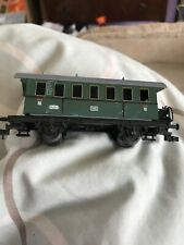 Fathers Day Vintage Tleisthmamm Passenger Coach Koln DB Made In Western Germany