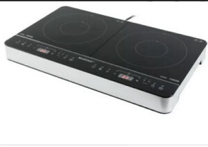Silvercrest Double Induction Hob 2M Wire 2800W Extra Hobs 🆕🔥⏲🍳🥘🧑🍳