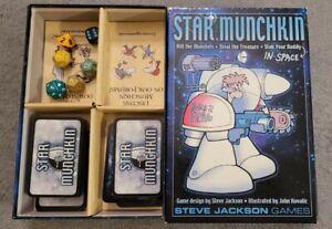 Star Munchkin Card Game