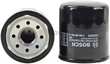 Engine Oil Filter-Workshop Oil Filter Bosch 72230WS