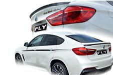 für BMW X6 35i 50i 30d xdrive 40d M50d Tunig mit heckspoiler aus ABS, unlackiert