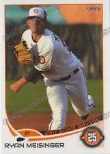 2017 Bowie Baysox Ryan Meisinger RC Rookie Baltimore Orioles