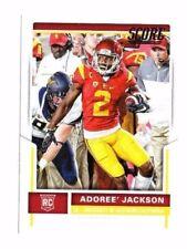 Adoree' Jackson , (Rookie) 2017 Panini Score, #392 , Football Card !!