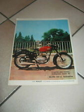 SETTIMO GIORNO,rivista 1954 MOTO GILERA 300 BICILINDRICA,PIRELLI,WILMA MONTESI