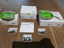 New Pair of Phonak Audeo B90-R rechargeable hearing aids with TV connector