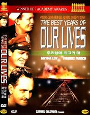 The Best Years of Our Lives (1946) New Sealed DVD Myrna Loy