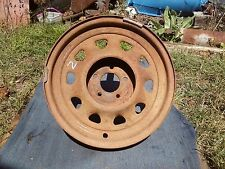 HOT RAT ROD 16 inch artillery wheel #2 MODEL T A FORD CHEVY DODGE PONTIAC