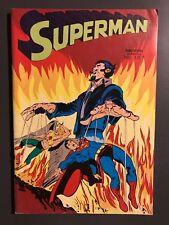 SUPERMAN BIMESTRIEL (Sagedition) - T6 : mars - avril 1976