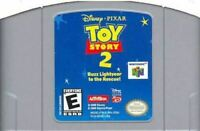 Toy Story 2, Disney's - Nintendo N64 Game Authentic
