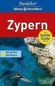 Baedeker Allianz Reiseführer Zypern von Peters, Bar... | Buch | Zustand sehr gut