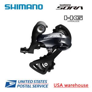 Shimano Sora RD-R3000 9-speed Rear Derailleur Short Cage OE