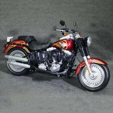 1/6th Scale Collectible Motorcycle Model 12'' Action Figure Accessory Flame