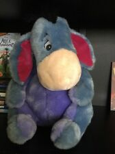 "Disney ""EeYore"" plush large 20""with detachable Tail"