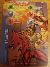 Marvel Overpower Image Teamwork Gen 13 Universe Card NrMint-Mint
