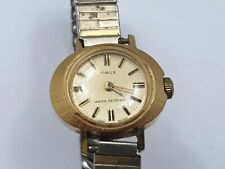 Nice Vintage Timex Mechanical Ladies Dress Watch, Vintage Wrist Watch