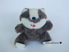 CHELSEA TEDDY BEAR CO. VINTAGE RACCOON PLUSH