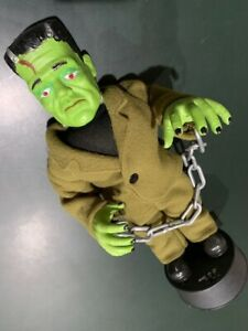 FRANKENSTEIN Monster Motionette By Telco 1992 Great Condition