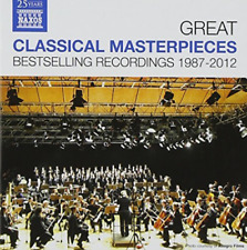 Various-Great Classical Masterpieces  (UK IMPORT)  CD NEW