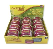 Car Air Freshener California Scents Coronado Cherry Scent Air Freshener 12 Pk