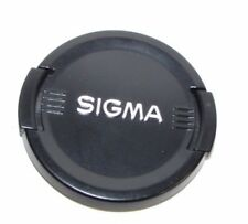 Used Sigma 55mm Front Lens Cap for 28-80mm f3.5-5.6 Macro Zoom 1:2 B01019