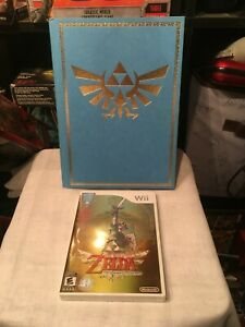 The Legend Of Zelda: Skyward Sword Sealed and Collector's Edition Strategy Guide