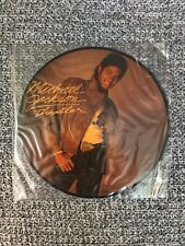 Michael Jackson Lp Thriller Picture Disc Old Press