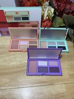 Clinique Three Eye-and-cheek Palettes Gift Set Of 3 Palettes Brand New In Box