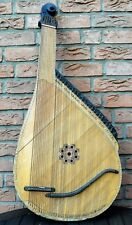 Bandura Traditional Ukrainian Folk Instrument Ukraine