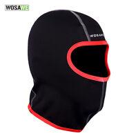 Motorbike Thermal Balaclava Ski Face Mask Under Helmet Neck Warmer Motorcycle