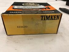 TIMKEN TAPERED ROLLER BEARING 42362D CONE